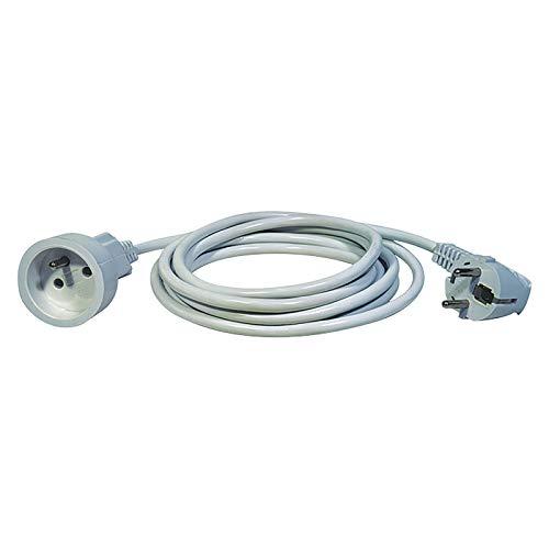 Emos Cable alargador 1,5m–Blanco, NFL de 001e0111