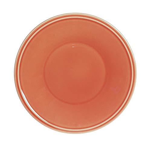 - assiette à dessert louise corail 23 cm