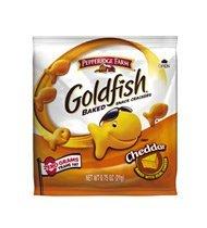 Goldfish Cracker Cash special price Individual Package .75 Oz 300 Case Per wh Albuquerque Mall Count