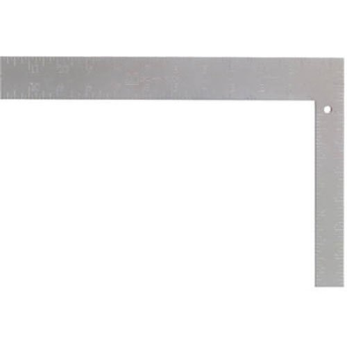 "Johnson Level & Tool 430 8"" x 12"" Project Steel Carpenter Square"