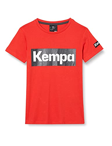Kempa Promo T-Shirt Homme, Rouge, FR : L (Taille Fabricant : L)