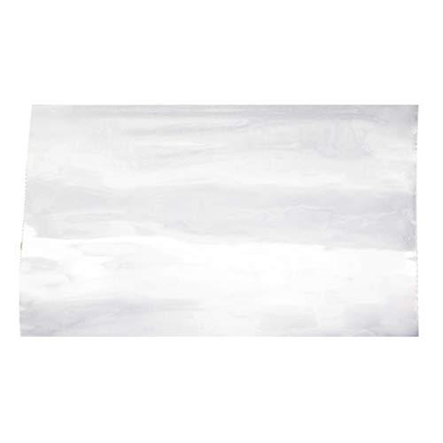 Transparente Silikon-Gummi-Dichtung, wasserabweisend, Abdeckfolie (0,5 x 300 x 370 mm)