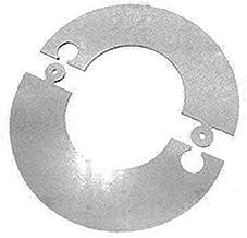 Rosette modular estufa de chimenea / acero inoxidable pellet caldera de gas de combustión D. 200 mm.