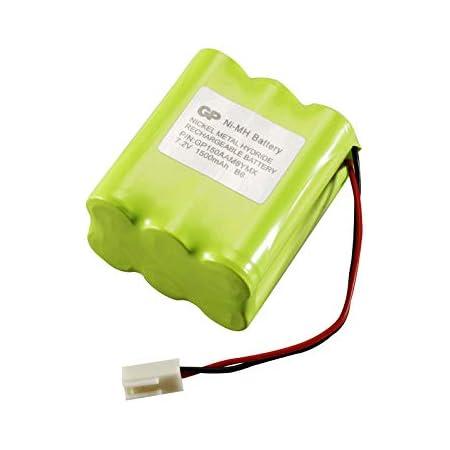 103-301179 Batterie 7.2 V 1300 mAh pour VISONIC Powermax complet panneaux de contrôle