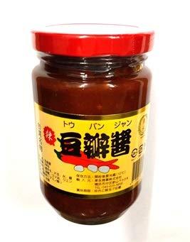 横浜中華街 台湾高級 豆瓣醤(豆板醤トウバンジャン) 290g 台湾高級、豆板醤、担担麺、陳麻婆豆腐に欠かせない♪
