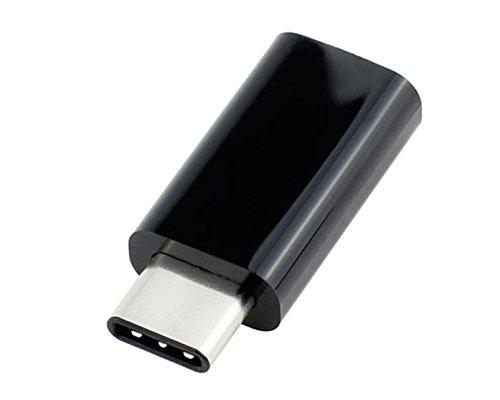 USB 3.1de Tipo C Macho a Micro USB Hembra convertidor de USB de Tipo de Adaptador de c