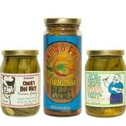 Okry 3 Variety pack. Magic Mike's Original and Spicy Denver Mall Chucks Limited price the