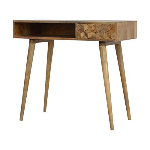 Artisan Furniture - Escritorio con Estante y cajón
