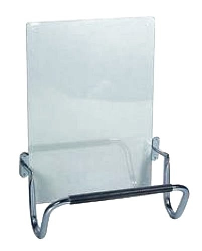Efalock Friseurbedarf Wandschutzplatte aus Plexiglas