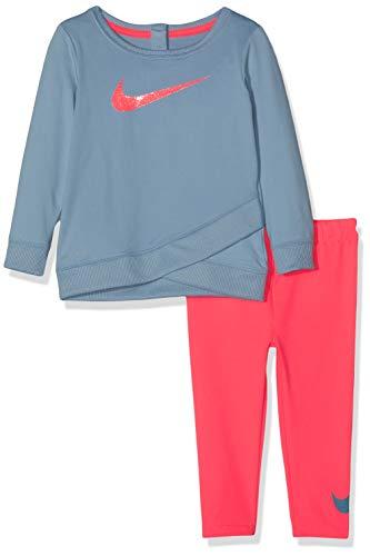 Nike 669s-a5 C trainingspak, bebé-niños, baby - jongens, 669S-A5C_XXS_Azul