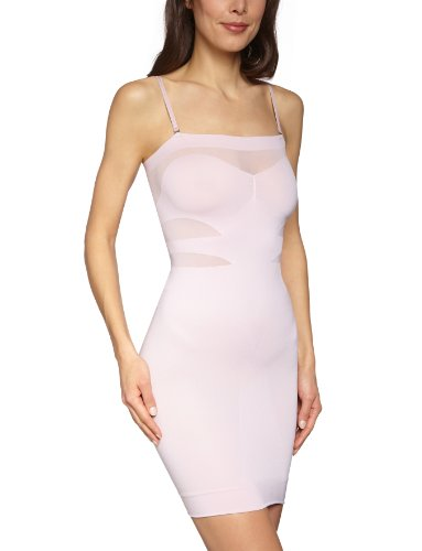 Triumph Damen Body Curvy Sensation Bodydress , Gr. 48/50 (XL), Rosa (ATMOSPHERE (MC))