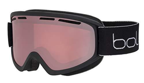 Bollé Unisex-Erwachsene Freeze Plus Skibrillen, Black Matte, Medium