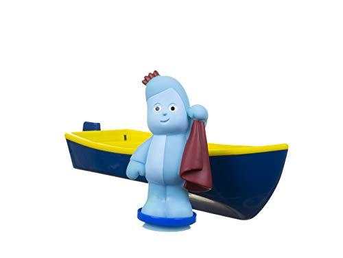 IN THE NIGHT GARDEN 2049 Igglepiggle's Floaty Boat Playset Toy