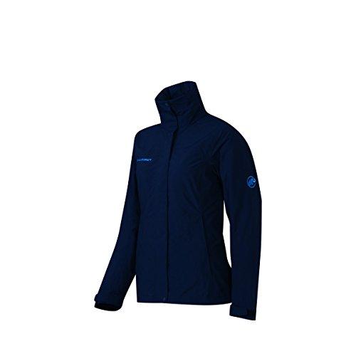 Mammut Jacke Damen Trovat Tour HS Jacket Women Blau Trekking Outdoorjacke Wanderjacke Freizeitjacke Funktionsjacke XS