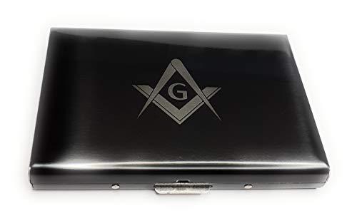 Masonic Freemason RFID Wallet