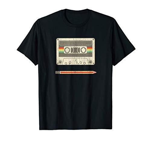 Kassette shirt, 80s, 90s Cassette, Audio Tape, Vintage T-Shirt