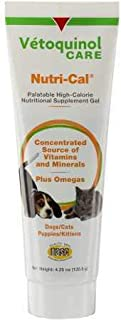 NutriCal 4.25 oz Paste for Dogs Cats