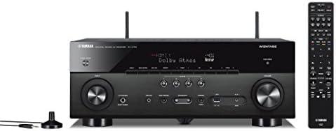 ヤマハ AVENTAGE ネットワークAVレシーバーRX-A780(B) 7.1ch/Dolby Atmos&DTS:X対応/ ブラック RX-A780(B)