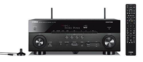 ヤマハ AVレシーバー AVENTAGE 7.1ch Dolby Atmos DTS:X ブラック RX-A780(B)