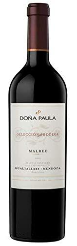 Doña Paula, Malbec 'Selección de Bodega', VINO TINTO (caja de 6x75cl) Argentina/Mendoza