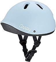 IDES(アイデス)幼児用ヘルメット キャッピープチ 【コーラルピンク/ベイビーデニム/オフホワイト】