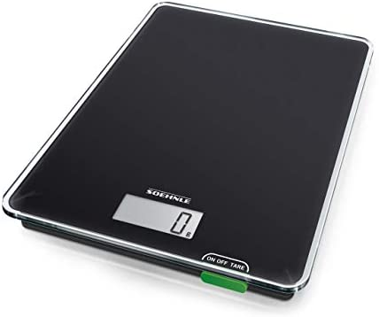 Soehnle Page Compact 100 Digital Kitchen Scales Weighing up to 5 kg Accurate 1 g Household Scales product image