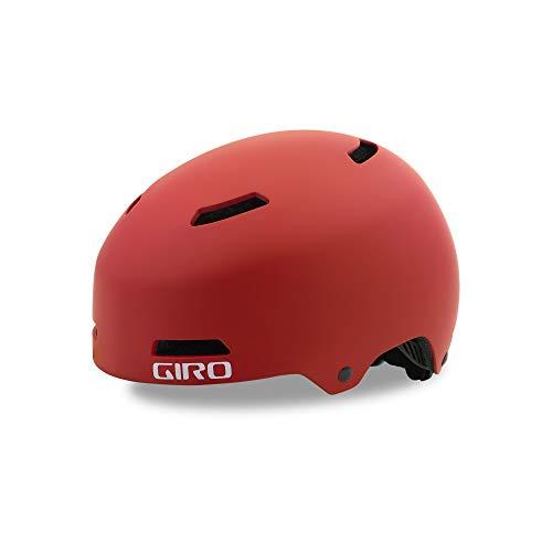 Giro Dime FS Casco de Bicicleta, Infantil, Rojo Oscuro Mate, Extra-Small
