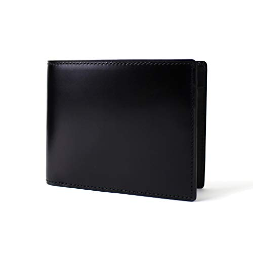 [ポーター]PORTER BILL CORDVAN ビル コードバン 二つ折り財布 184-02270 ブラック/10