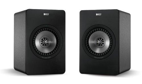 KEF X300A Digital Hi-Fi Speaker - Gunmetal