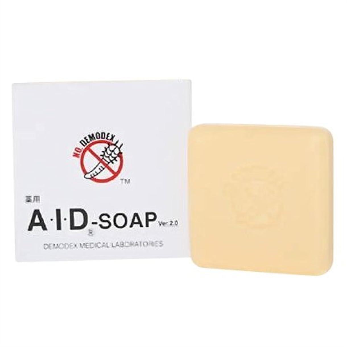 抵抗するラダ削除するAIDソープ 40g