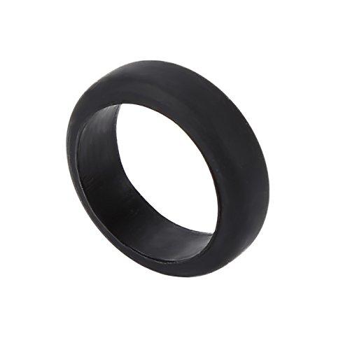 GUOYIHUA Silikon-Ring - Safe Flexible Bequeme Silikon Ehering Band für Männer Frauen
