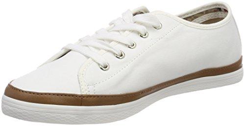 Tommy Hilfiger Damen Iconic Kesha Sneaker, Weiß (Whisper White 121), 40 EU