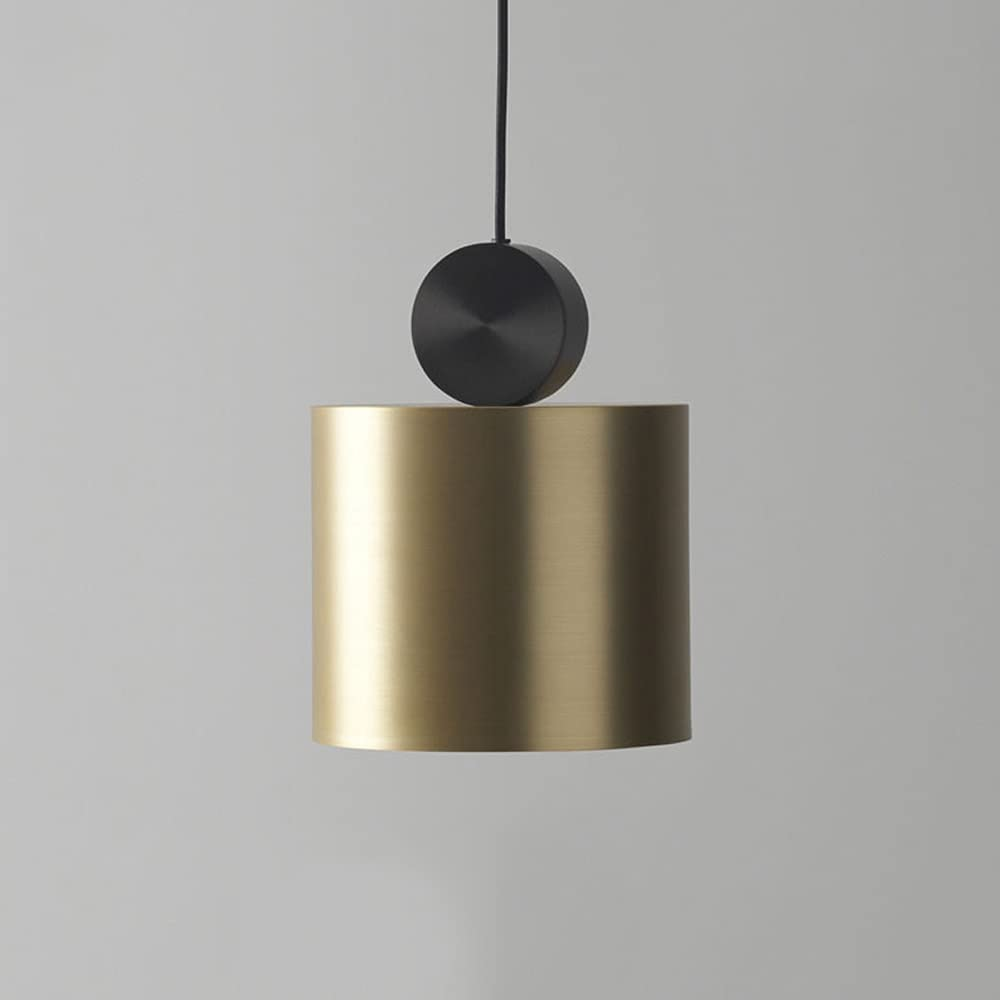 Max 78% OFF Siet LED Nordic Pendant Light Black Lamp Drop Metal Gold Ceiling Cheap mail order specialty store