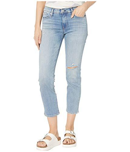 Hudson Nico Mid Rise Straight Leg Crop Jean Nico Mid Rise Straight Leg Crop Jean Recover W28 (Taglia Produttore: 28)