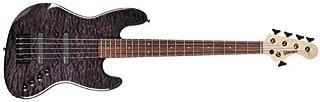Spector CODA5PROBKS Bass Guitar in Black Stain Gloss