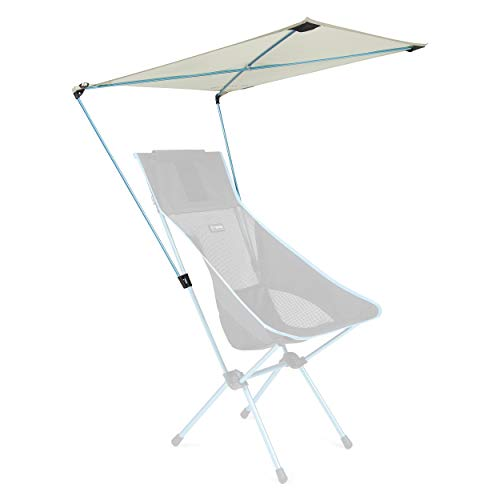 Helinox Personal Shade Attachable Canopy Chairs, Sand
