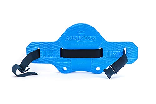 Read About Aqua Jogger Classic Belt - Blue