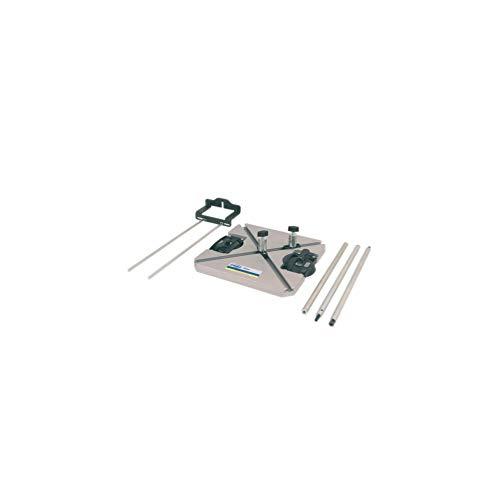 VIRUTEX 6045673 - Plantilla fresado elipses y círculos PE60