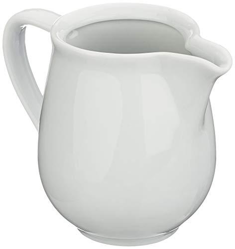 Excelsa de Inicio blancos jarra de leche 250 Ml
