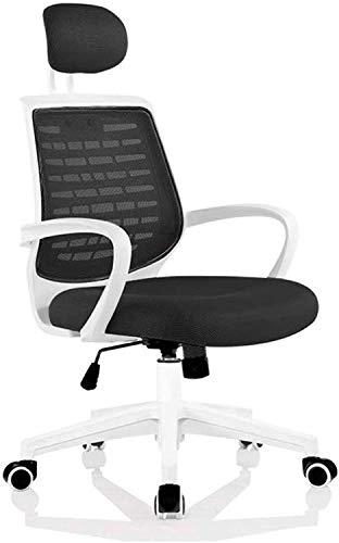 IG Bürostuhl-Spielstuhl, Ergonomie Höhenverstellbare Executive-Schreibtischstühle, 360Deg; Drehstuhl Mit Handlauf 28Deg; Zurück,Style1.