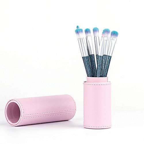 Pinceau de maquillage pour les yeux - Meilleur choix Essence 10 pièces - Shader, Appliquer de meilleurs cosmétiques, Seau de brosse