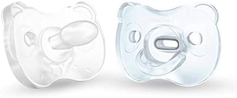 Medela Baby Soft Silicone Pacifier for 0 6 Months Bpa Free Lightweight Orthodontic Designed product image