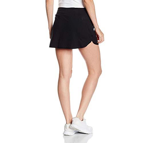 Inicio - Badminton-Röcke & Skorts für Mädchen in Black, Größe M