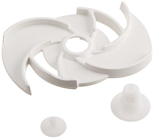 GENUINE   Upper Rinse Arm Spinner - Whirlpool 8193768