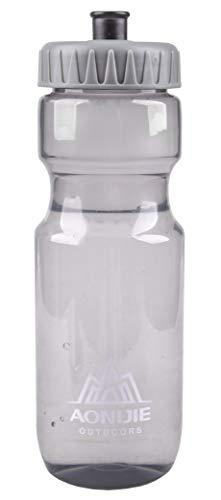 TRIWONDER スポーツ ウォーターボトル マラソン ランニング 給水ボトル 水筒 ハイドレーション ボトル ジョギング用 スポーツボトル (700ml)