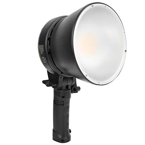 HB-600B Luz de video LED de mano Lámpara de relleno para fotografía Temperatura de color 5500K ± 200K(European standard (100-240v))