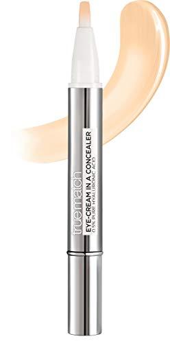 L'Oréal Paris Augenpflege - Concealer, Abdeckstift gegen Augenringe, Mit Hyaluronsäure und Vitamin C, Perfect Match, 1-2D - Ivory Beige, 2 ml