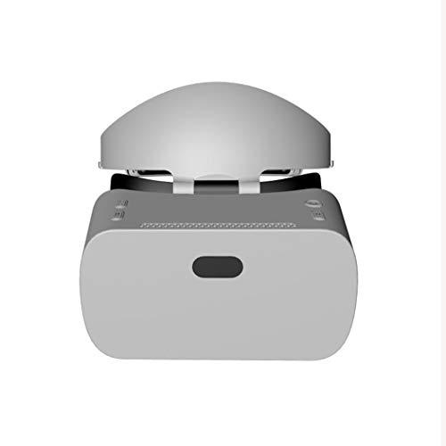 Jay Fone de ouvido multifuncional de realidade virtual, capacete, óculos de realidade virtual independente, 2K Dual OLED 3D óculos headsets, cinema privado, painéis amplos de 110°FOV, aplicativos YouTube Netflix suportados, 2560x1440p, cinza