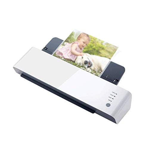 DDEHS Laminator, Thermal, Machine,Quick Warm-up, Includes Laminating Pouches, Fast Warm-up & no Bubbles, for Home/Office/School