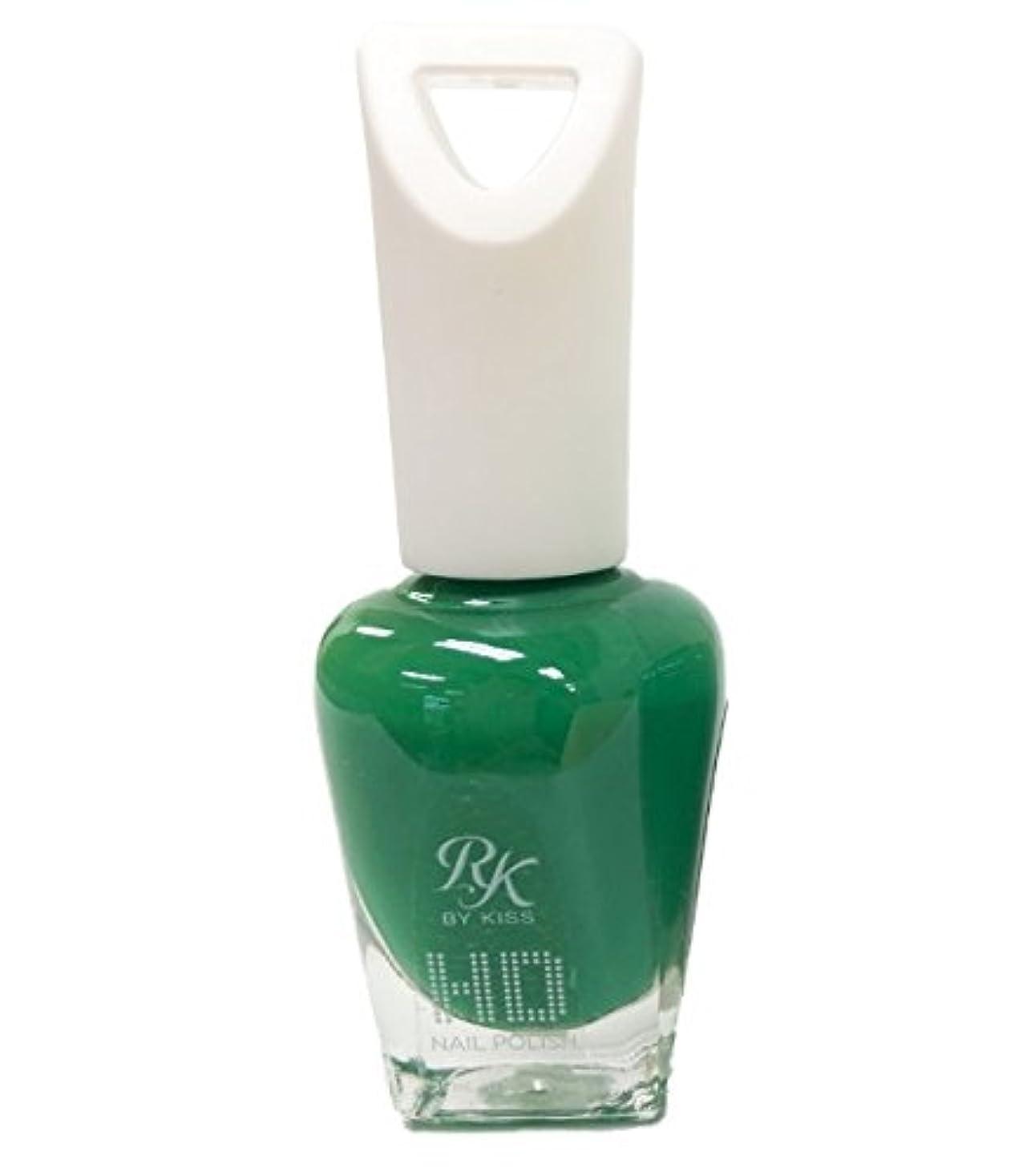 閉塞ごみちょうつがいKISS NEW YORK HDポリッシュ Why so green HDP65J